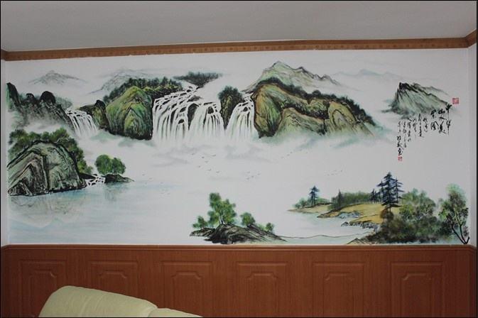 抚州手绘立体画,抚州涂鸦,抚州手绘,抚州手绘画,抚州彩绘