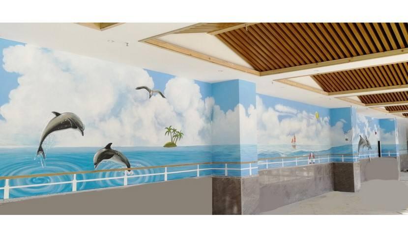 抚州喷绘墙体广告公司,抚州室内手绘,抚州幼儿园彩绘墙,抚州手绘装饰画